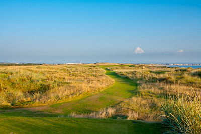 Royal Troon 5th tee