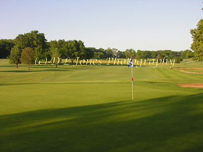 The 8th green at Lake Valley Golf & Country Club. www.lakevalleygolf.com