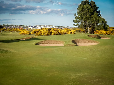 Carnoustie Golf Links, Scotland #13