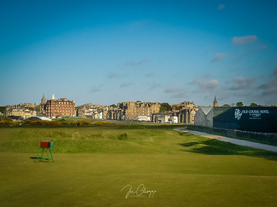 St. Andrews, Old Course #17 Road Hole