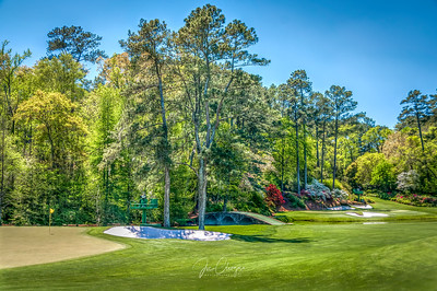 Amen Corner, Augusta National GC #11 & #12