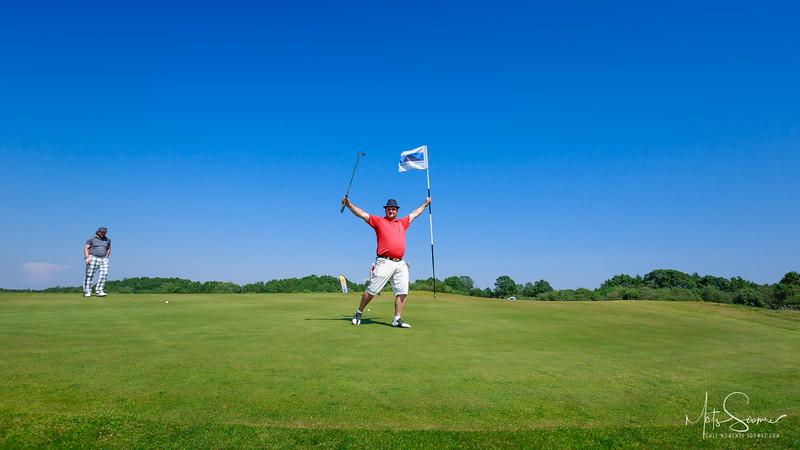 Eesti Golfi Karikas 2019  Saare Golf