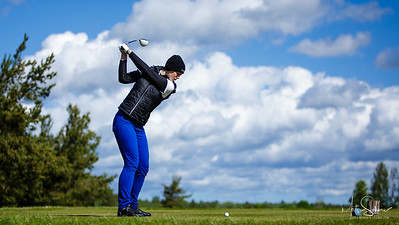 Estonian Amateur Open 2015 at Saare Golf, Estonia