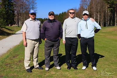 Niitvälja Golf avavõistlus 2012