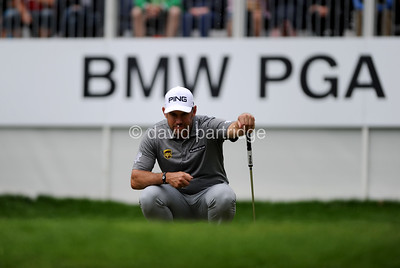 BMW PGA Championship Round 4, Wentworth Club, Surrey, ENGLAND