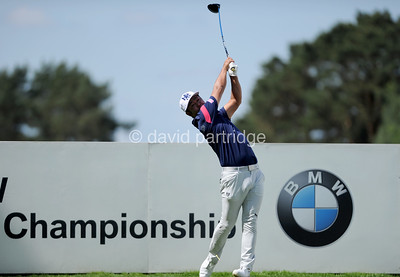 BMW PGA Championship Celebrity Pro-Am, Wentworth Club, Virginia Water, Surrey, ENGLAND - 24 May 2017