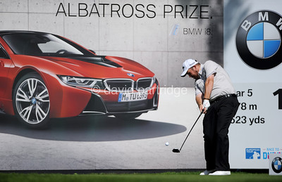 BMW PGA Championship Celebrity Pro-Am, Wentworth Club, Surrey, ENGLAND