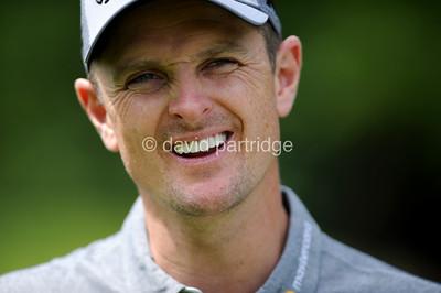 BMW PGA Championship Celebrity Pro-Am, Wentworth Club, Surrey, ENGLAND