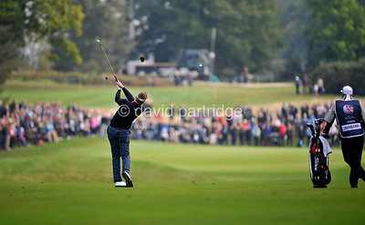 The British Masters 2015 sponsored by Sky, WOBURN GOLF CLUB, MILTON KEYNES, ENGLAND