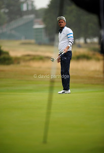 The Seniors Open Championship 2015 presented by Rolex, SUNNINGDALE, BERKSHIRE, ENGLAND