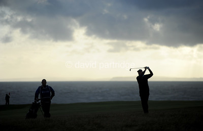 The Seniors Open Championship 2017 presented by Rolex, ROYAL PORTHCAWL, MID GLAMORGAN, WALES - 27th July 2017.