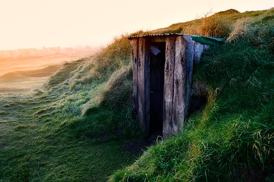 lahinch 4th shelter