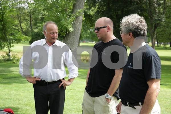Steve King, John Ueltschy, Michael Scacci