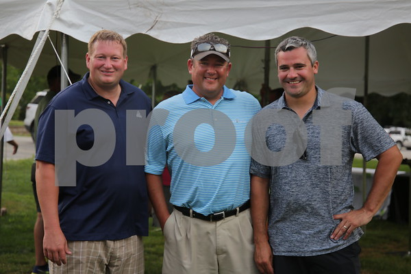 Champion Team of Brad Baade, Mark McBride, Matt Dutcher, and Kirk Young (not pictured)