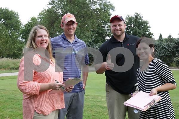 Michelle Rurup, Chris Carzoli, Tyler Christensen, Corey Keller - Thrivent Financial, Community and Family Resources