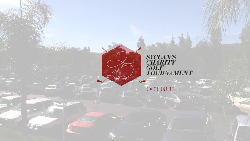 Sycuan Charity Golf Tournament 2015