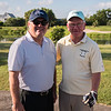 NYSGA members Paul and Floyd at the Admirals Cup