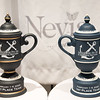 Pro-Am and Am-Am trophies for the 10th St Kitts and Nevis Admirals Cup