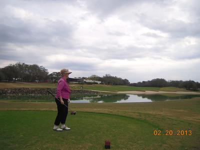 Louise at Diamondback Golf Club