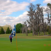 Stonegate Golf Course<br /> Louise Miller<br /> Cypress Trees