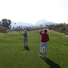 1st tee shot Desert Canyon Golf Resort Fountain Hills AZ
