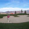 Pahrump NV Golf Course 30 miles from Death Valley