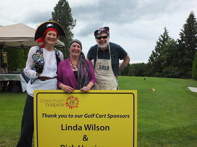 Golf for Cowichan Hospice 2016