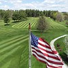 BEN GARVER — THE BERKSHIRE EAGLE<br /> The Greenock country Club in Lee is ready for play, Thursday, May 7, 2020.