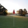 Sunrise on UGA Golf Course