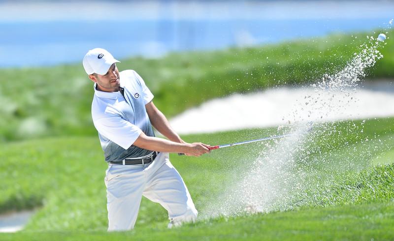 Jaime Lopez Rivarola - Georgia men's golf team (Photo by Jon Weast / Georgia Sports Communications)