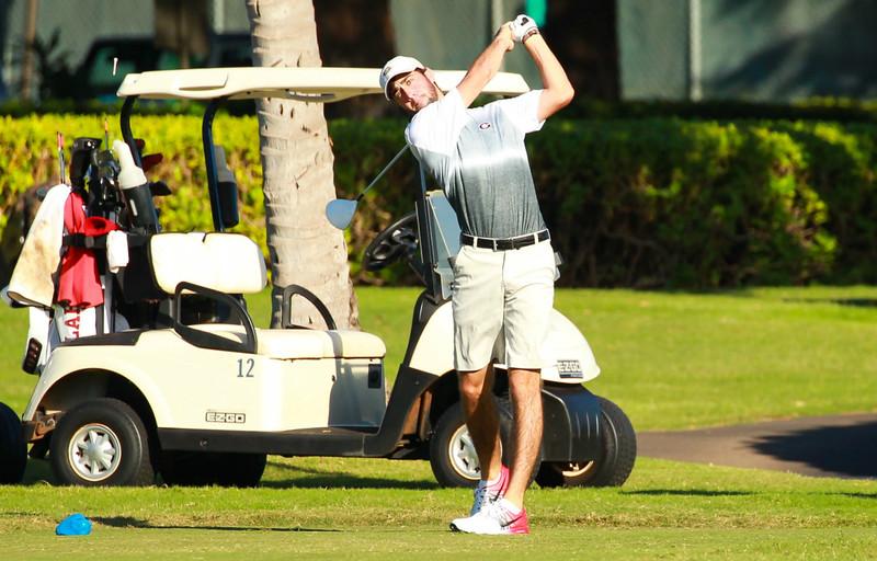 Matthew Beringer  Junior, UGA Men's Golf Team (Photo by Aric Becker / Georgia Sports Communication)