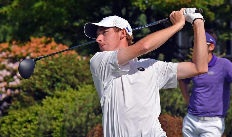 UGA men's golf – Lee McCoy