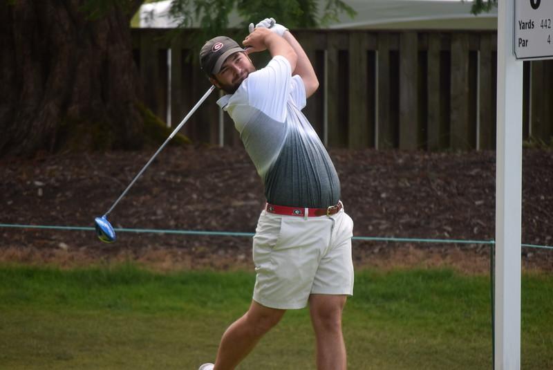 Greyson Sigg - UGA Men's Golf Team (Photo by Steven Colquitt/Georgia Sports Communication)