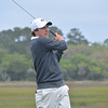 Georgia's Tye Waller during the second round of the Southeastern Conference Championship at Sea Island Golf Club's Seaside Course in St. Simons Island, Ga., on Saturday, April 16, 2016. (Photo by Steven Colquitt)