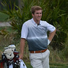 Georgia's Zach Healy during the second round of the Southeastern Conference Championship at Sea Island Golf Club's Seaside Course in St. Simons Island, Ga., on Saturday, April 16, 2016. (Photo by Steven Colquitt)