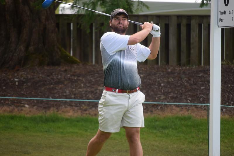 UGA golfer Greyson Sigg