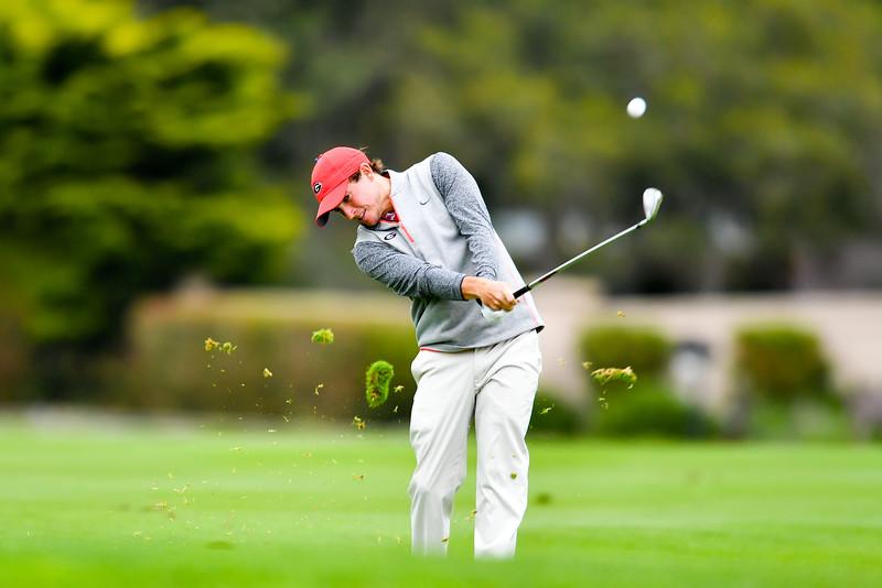 Tye Waller - Georgia men's golf team (Photo by John Weast / Georgia Sports Communications)