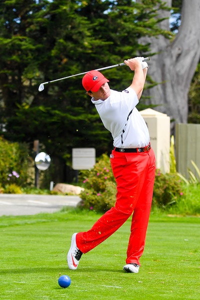 Spencer Ralston - UGA Men's Golf Team -  (Photo by John Weast/Georgia Sports Communication)