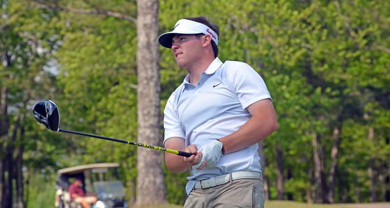 Trevor Phillips - University of Georgia Men's Golf Team (Photo by Steven Colquitt/Georgia Sports Communication)