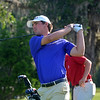 during the third round of the SEC Championship at Sea Island Golf Club on St. Simons Island, Ga., on Saturday, April 22, 2017. (Photo by Steven Colquitt)