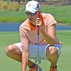 Tennessee during the first day of competition in the SEC Championship at Sea Island Golf Club on St. Simons Island, Ga., on Friday, April 21, 2017. (Photo by Steven Colquitt)