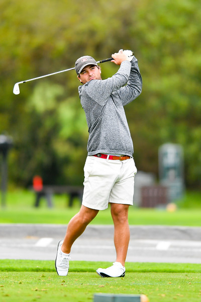 Greyson Sigg - Georgia men's golf team (Photo by John Weast / Georgia Sports Communication)