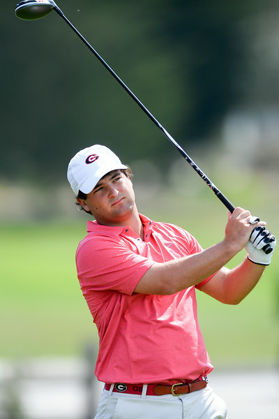 Greyson Sigg, University of Georgia golf team (photo from Georgia Sports Communications)