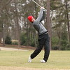 Georgia's David Mackey during the Southern Intercollegiate Championships at Athens Country Club in Athens, Ga. on Monday, March 13, 2017. (Photo by Cory A. Cole)