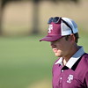 Texas A&M during the SEC Championship at Sea Island Golf Club on St. Simons Island, Ga., on Wednesday, April 25, 2018. (Photo by Steven Colquitt)