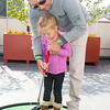 PGA TOUR Golfer Erik Compton in Los Angeles with Genentech and Donate Life