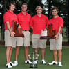 2010-11 Georgia men's golf seniors