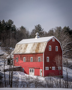 Mackenzie Barn