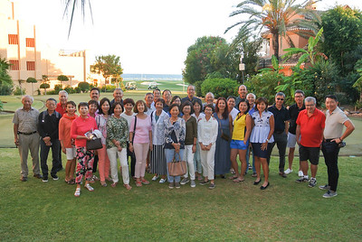 First night together at Guadalmina Spa and Golf resort