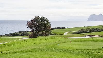 Alcaidesa Golf, Cadiz - Link course  ... too many holes to remember